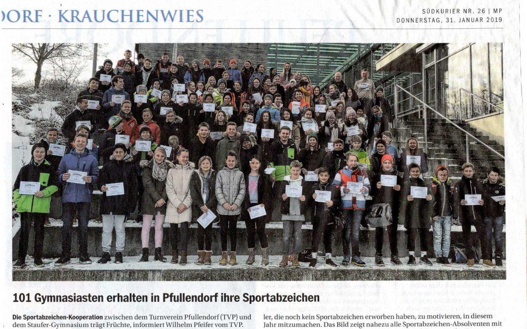 101 Sportabzeichen